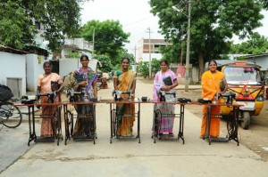 Point 6 Women with sewing machines-web